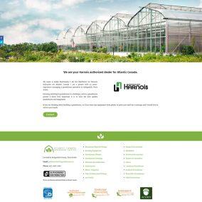 Atlantic Canada Greenhouse Supplies