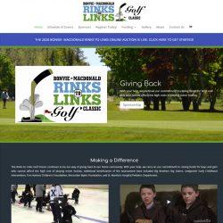 Bonvie-MacDonald Rinks to Links Golf Classic