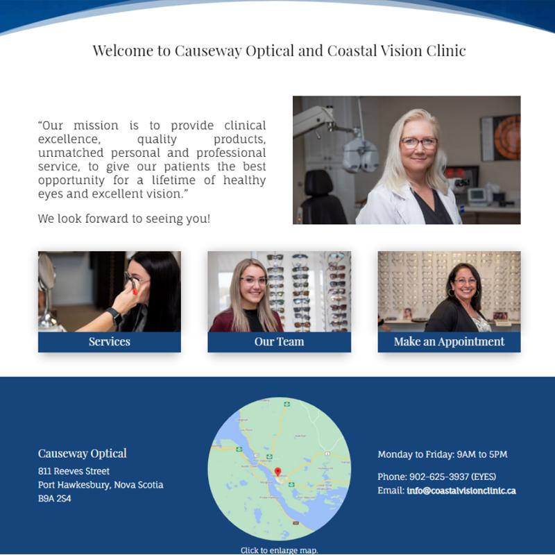 Coastal Vision Clinic and Causeway Optical