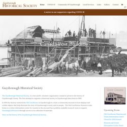 Guysborough Historical Society