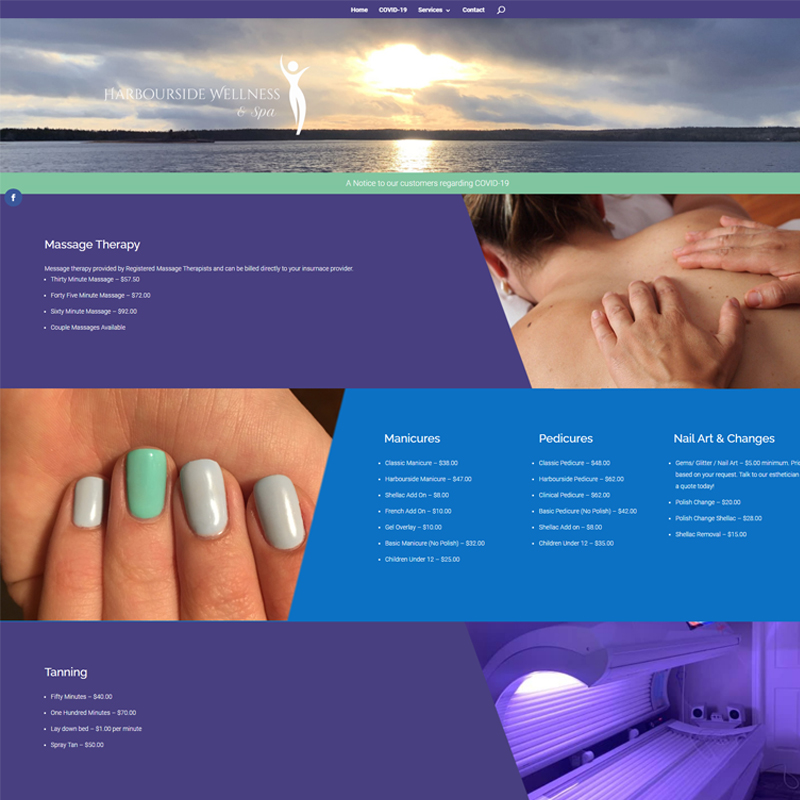 Harbourside Wellness & Spa