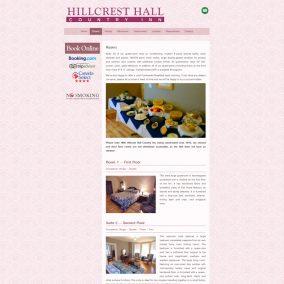 Hillcrest Hall Country Inn