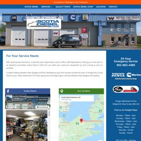 Scotia Diesel Services Ltd.