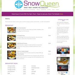 Snow Queen Restaurant