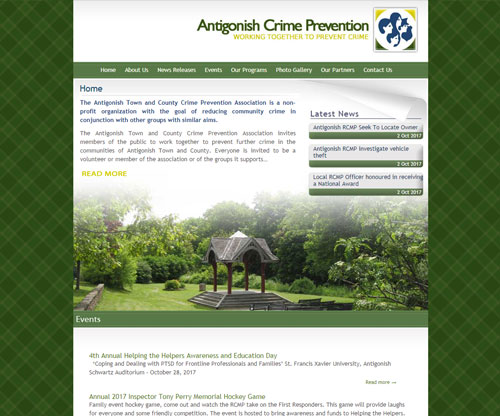 Antigonish Crime Prevention Association