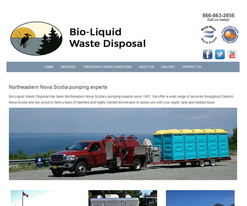 Bio-Liquid Waste Disposal