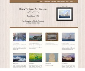 Simply Ducky Designs - Down To Earth Art Gallery