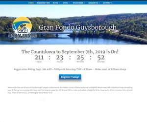 Simply Ducky Designs - Gran Fondo Guysborough