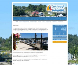Simply Duckly Presents: Guysborough Marina