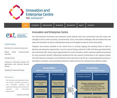 St.FX Innovation and Enterprise Centre
