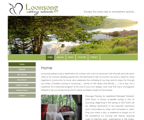 Loonsong Cottage Retreat