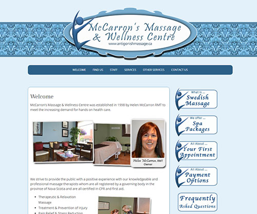 McCarron's Massage & Wellness Centre