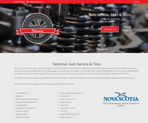 Noremac Auto Service & Tires