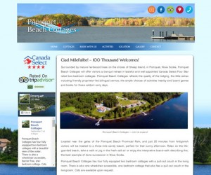 Simply Ducky Presents: Pomquet Beach Cottages