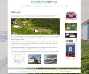 Simply Ducky Designs - Port Bickerton Lighthouse