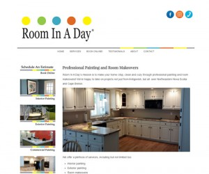 Simply Ducky: Room in a Day