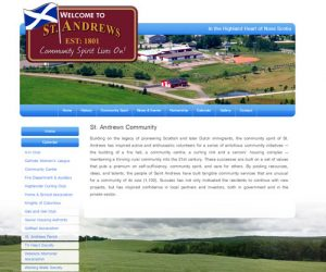 Simply Ducky: St. Andrews Community