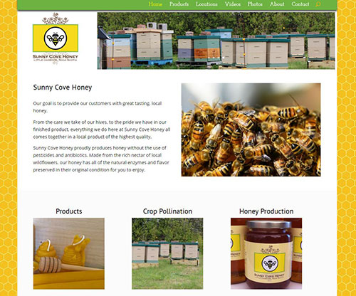 Simply Ducky Designs - Sunny Cove Honey