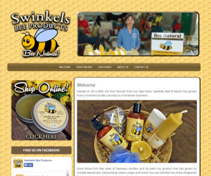Simply Ducky Presents: Swinkels Bee Products
