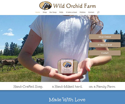 Simply Ducky Designs - Wild Orchid Farm