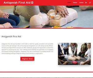 Simply Ducky Designs - Antigonish First Aid