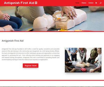 Antigonish First Aid