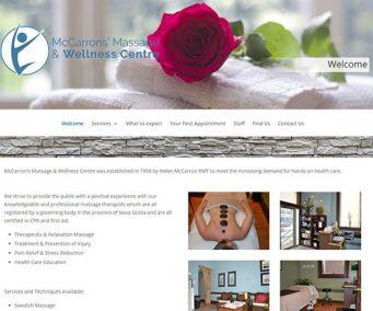 McCarron's Massage & Wellness Centre