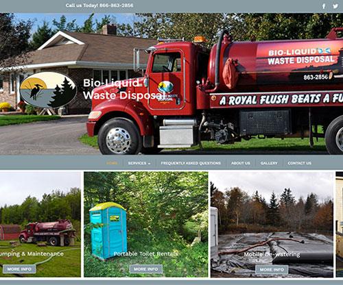 Bio-Liquid Waste Disposal