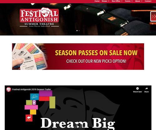 Festival Antigonish Summer Theatre