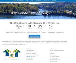 Simply Ducky Designs - Gran Fondo Guysborough