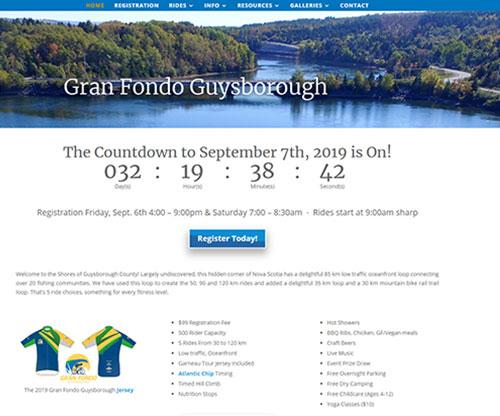 Gran Fondo Guysborough