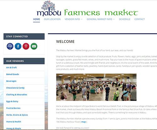 Mabou Farmers' Market