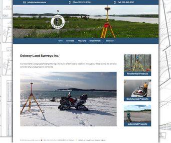 Delorey Land Surveys Inc.
