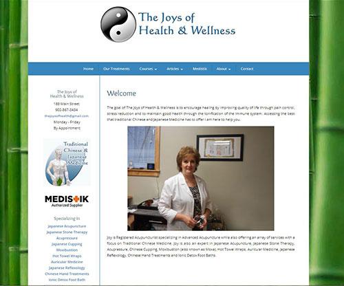 The Joys of Health & Wellness
