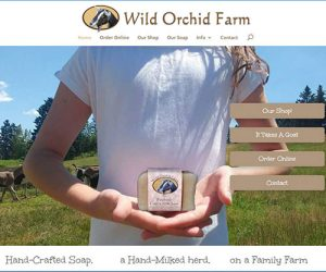 Simply Ducky Designs -Wild Orchid Farm