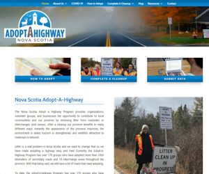 Simply Ducky Designs - Adopt A Highway NS