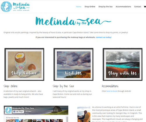Simply Ducky Designs - Melinda by the Sea